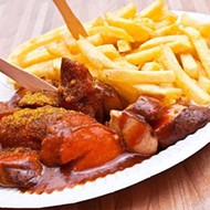 The Daily City Food Truck Bazaar features the Orlando debut of the No. 1 Currywurst Truck