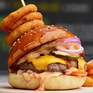 Taste dozens of different burgers for a fiver each during Orlando Burger Week