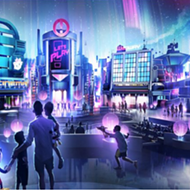 A new interactive play pavilion will open at Epcot for Disney's 50th anniversary