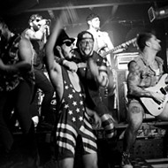 This Little Underground: The perfect storm of Nashville Pussy, Valient Thorr and American Party Machine (Will's Pub)