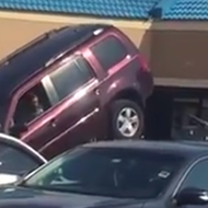 This Orlando man attempted to free his SUV from a tow truck like some kind of maniac