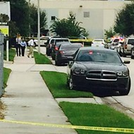 A man 'fixated' on a female wrestler was shot at the WWE performance center today