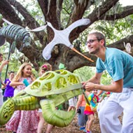 Ibex Puppetry brings otherworldly creatures to life at Artlando, Sept. 26