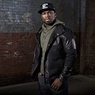 Hate it or love it, 50 Cent is signing vodka bottles for a price on Friday