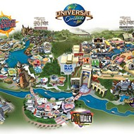 Universal sent out a survey asking guests to design a new theme park