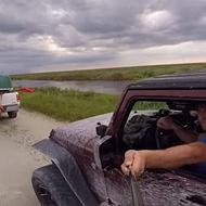 Orange County man 'selfie sticks' himself into a car crash