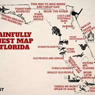 "This ""Painfully Honest Map of Florida"" is painfully accurate"