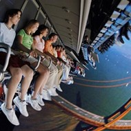 Disney World's Soarin' ride will be closed for refurbishments beginning January