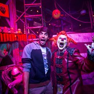 Kaká makes a thrilling appearance at Halloween Horror Nights 25