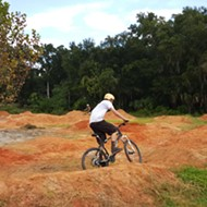 Long-awaited mountain-bike park to finally open at Lake Druid Park