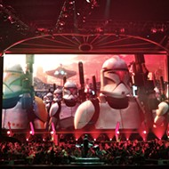 A recently registered domain suggests Disney is planning a live Star Wars concert