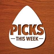 Picks This Week: Chaka Khan, Andrew Jackson Jihad, Twitching Tongues and more