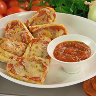 Olive Garden has gone full stoner and is serving breadstick pizza this Saturday