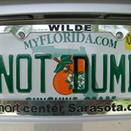 According to a recent study, Florida is filled with stupid people
