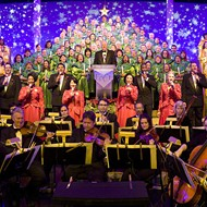 Start Christmas early at the Epcot Candlelight Processional