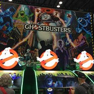 Zombies, zip lines and virtual reality score big at this year's IAAPA expo