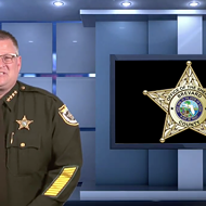 Brevard County Sheriff calls for 'good guys with guns' to fight terrorists
