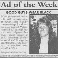 <i>Orlando Weekly's</i> personals section wasn't always what it seemed to be