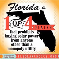 Floridians for Solar Choice may have to postpone solar initiative until 2018