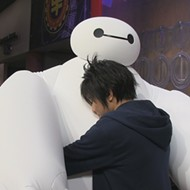 The Baymax meet-and-greet moves to Epcot, kicks out pal Hiro