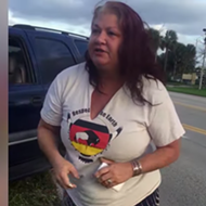 Florida woman goes on embarrassing racist rampage, calls Brazilian filmmakers 'terrorists'