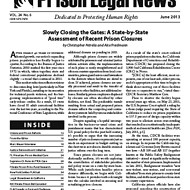 Florida Department of Corrections battling to keep <i>Prison Legal News</i> out of prisons