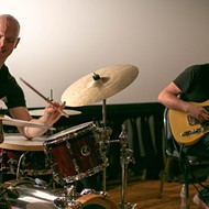This Little Underground: Noise experimentalists Chris Corsano and Bill Orcutt collide