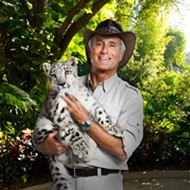 Jack Hanna will be at SeaWorld's Wild Days this weekend