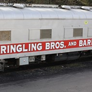 Jacksonville firefighters deliver 1,000 gallons of water to stranded, thirsty Ringling Bros. performers