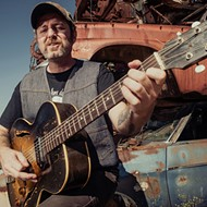 Scott H. Biram blends country, blues, punk and metal at Will's Pub on Saturday