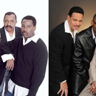 The Temptations and the Four Tops throw back to Motown's heyday at the Dr. Phillips Center Sunday