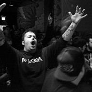 Baltimore noise act Jeff Carey brings digital attack to Torche bill (Will's Pub)