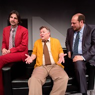 Mad Cow masters the humanity and humor of Yasmina Reza's award-winning play <i>Art</i>