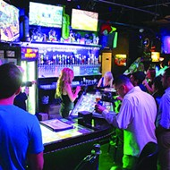 Prefer to play games rather than watch them on TV? Check out one of these Orlando-area game bars