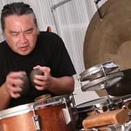 Percussionist Tatsuya Nakatani creates a mesmerizing organism of sound at Orlando house show
