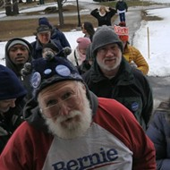 Report from New Hampshire: First in line for Bernie