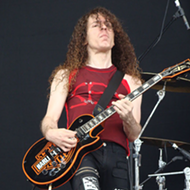 Former Megadeth guitarist Marty Friedman is coming to town  to shred Backbooth