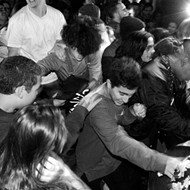 West Coast descendants SWMRS and the Frights incite punk's next generation (Backbooth)