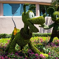 Epcot's International Flower & Garden Festival starts today