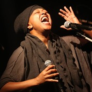 Rolling Stones backup singer Lisa Fischer steps out into her own spotlight (Plaza Live)