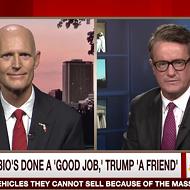"Gov. Rick Scott gets kicked off MSNBC's <i>Morning Joe</i> for ""weak, sniveling political pandering"""