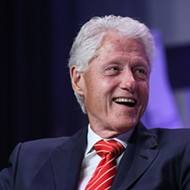 President Bill Clinton will be campaigning at Rollins College Monday night