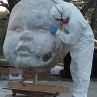 Boy Kong and Marla E debut Art31 installations this Thursday