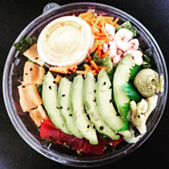 4 spots to score a poke bowl, Orlando's hottest food trend