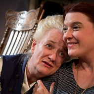 The journey comes full circle for actress Peg O'Keef, currently starring in Mad Cow's 'Long Day's Journey Into Night'
