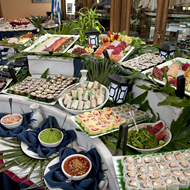 3 extravagant hotel Easter Sunday brunch buffets that you can still get into