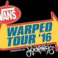 Vans Warped Tour announces date for this summer's Orlando stop