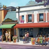 Disney confirms new crêperie is coming to Epcot's France pavilion