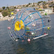 Pompano Beach resident determined to float across the ocean in a bubble