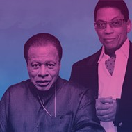 Legends Herbie Hancock and Wayne Shorter are still pushing jazz forward
